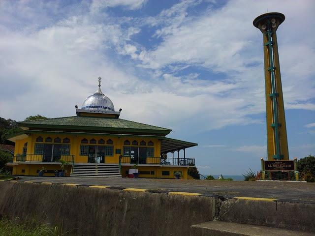 Pulau Sambu Batam, Masjid Al Muhajirin