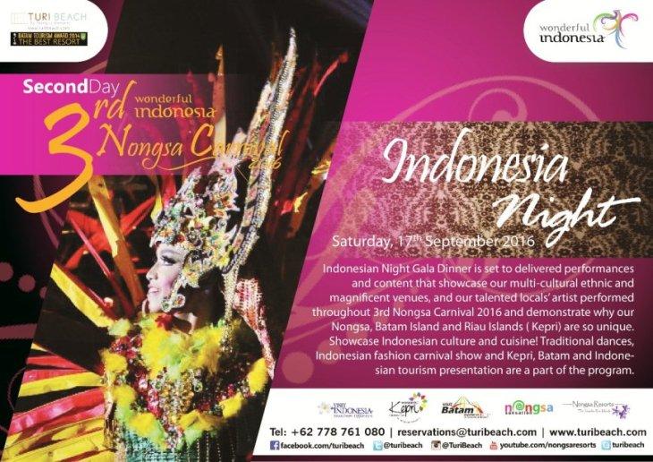 3rd Nongsa Carnival 2016