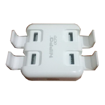 Travel Charger 4 port untuk traveling