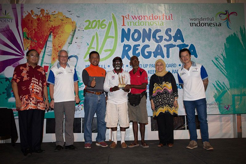 Wonderful Indonesia Nongsa Regatta 2016