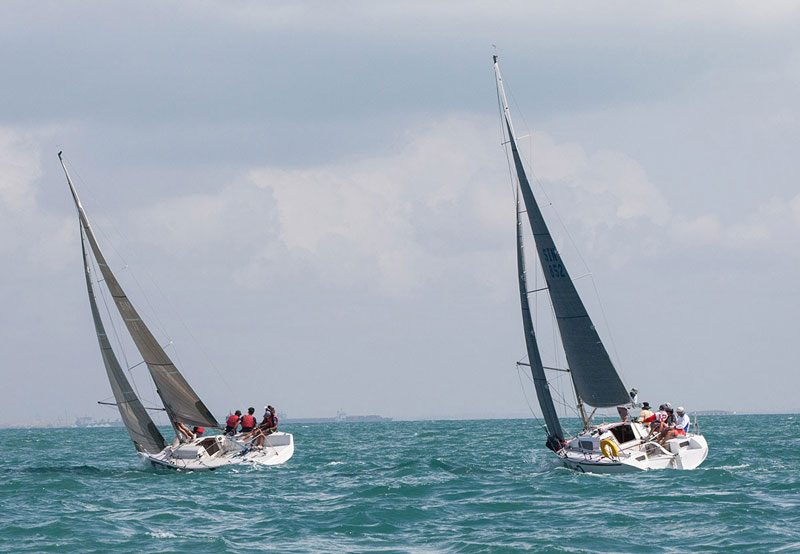 Yacht Race Wonderful Indonesia Nongsa Regatta 2017