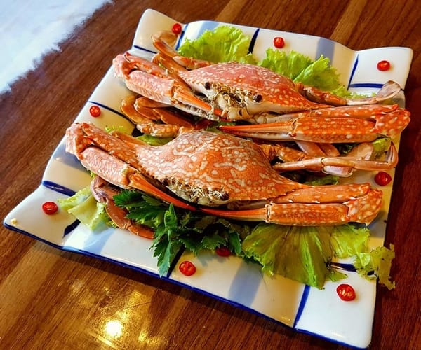 Sajian Kepiting ala Restoran Seafood Kopak Jaya 007