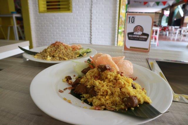Nasi Goreng Kambing ala Chef Haryo
