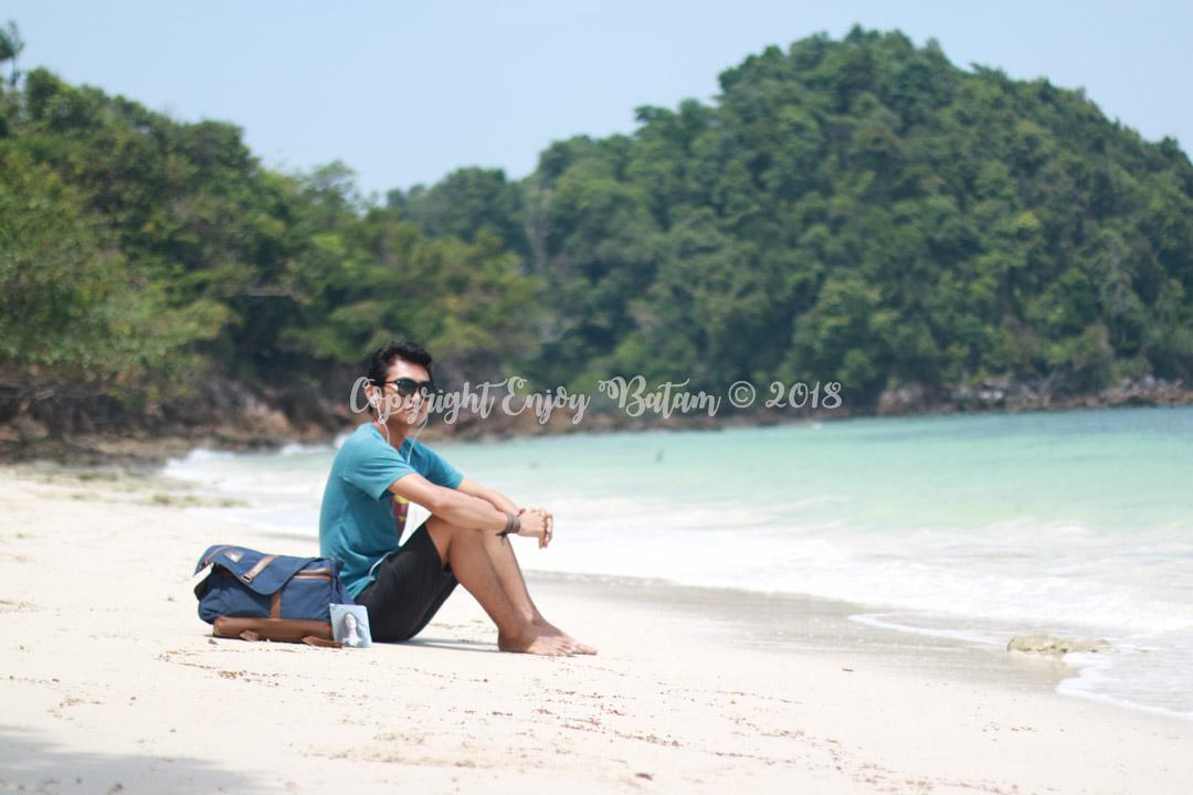 Pantai Khairah Pulau Pengalap