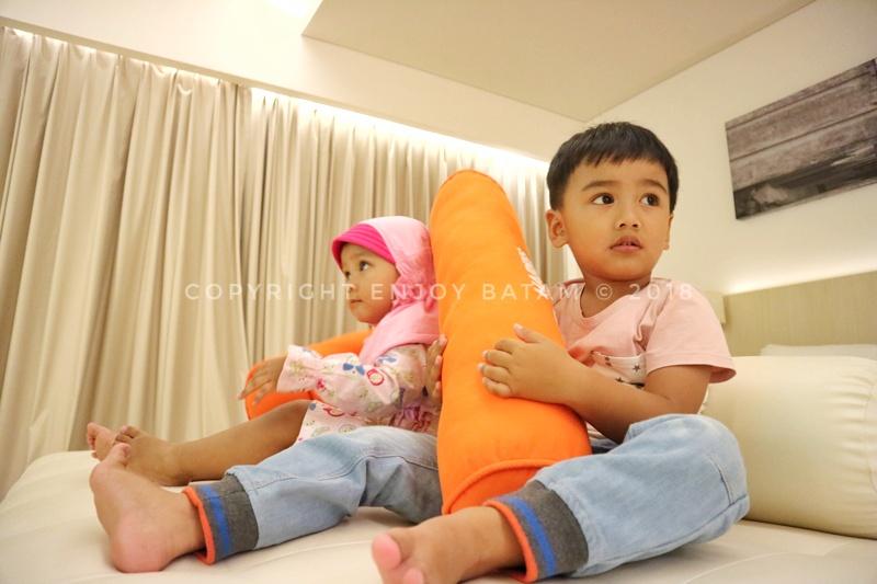 Anak-anak di kamar