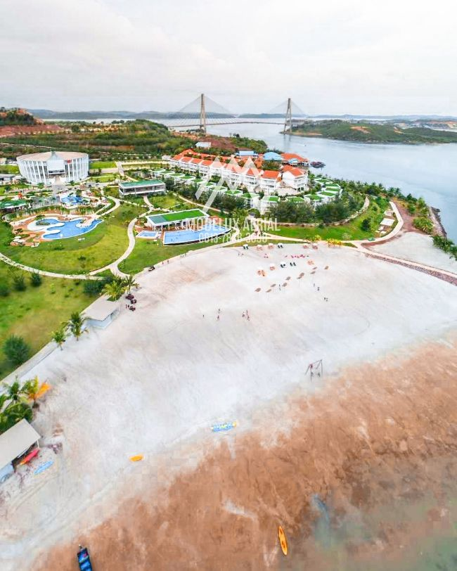 Harris Resort Barelang Batam Aerial View