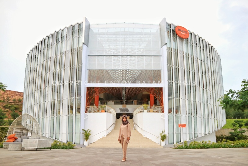Instagrammable HARRIS Resort Barelang