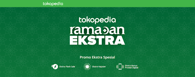Tokped Ramadan Ekstra