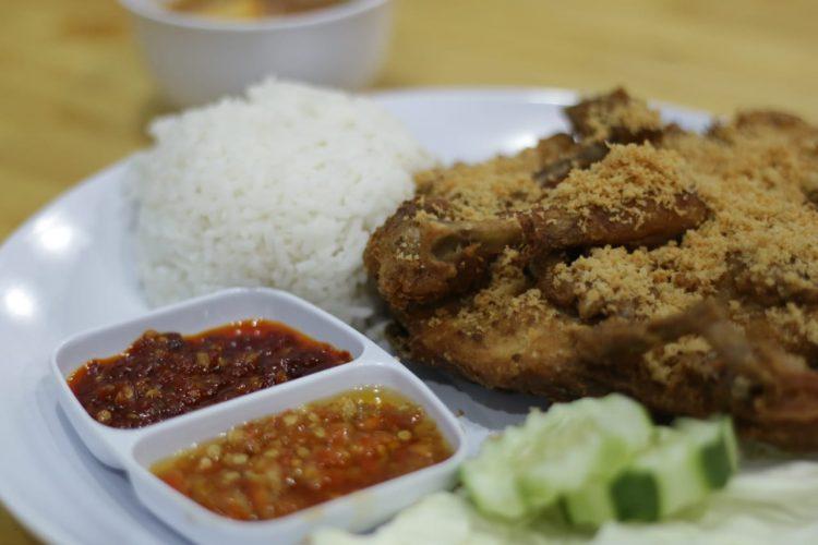 Ayam Goreng Kampung Karawaci
