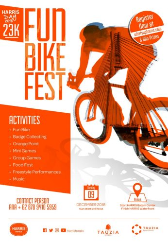 Fun Bike Fest Harris Day 2018