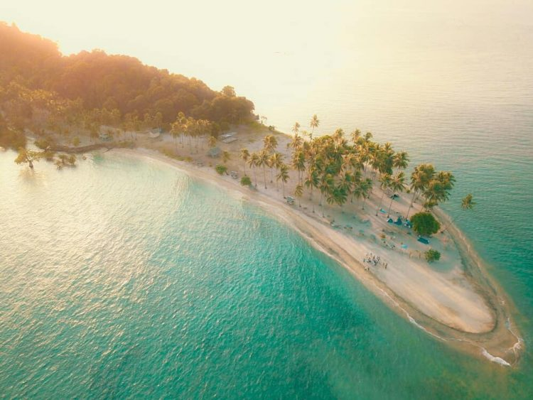 Pulau Karas photo by @sii_doy at Instagram