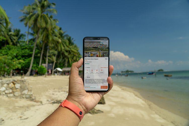 Booking Hotel dengan Aplikasi Pegipegi