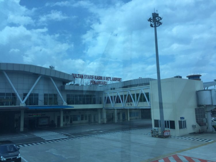 Bandara Sultan Syarif Kasim II