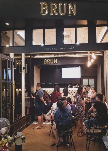 Grand Opening BRUN