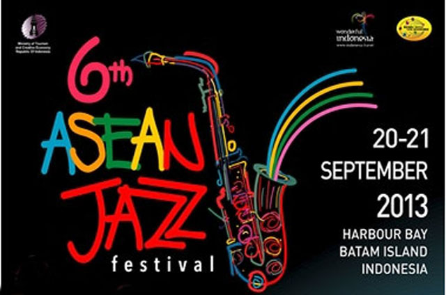 6th ASEAN Jazz Festival 2013 Batam