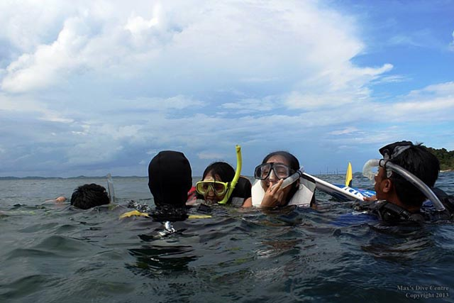 Diving Snorkeling Spots in Batam