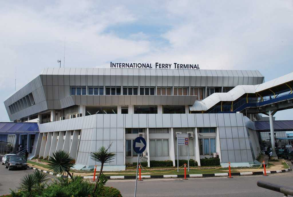Batam Center International Ferry Terminal