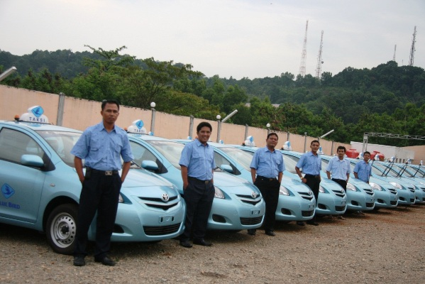 Blue Bird Taxi Batam