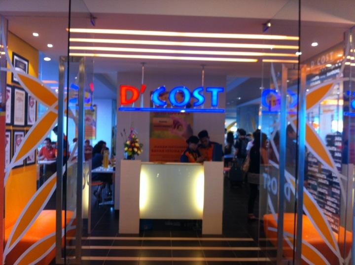 D'Cost Seafood Batam