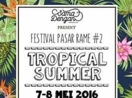 Batam Event, Festival Pasar Rame Batam