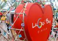 Lagoi Bay Love Lock