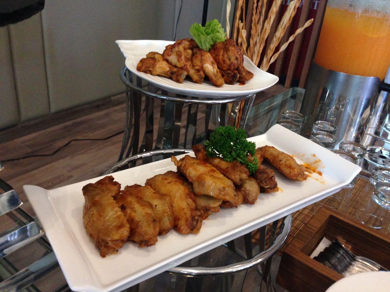 Chicken Wings BBQ at Aston Hotel Batam