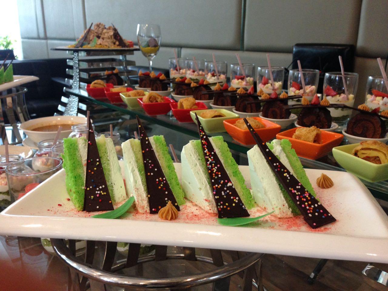 Dessert Aston Hotel