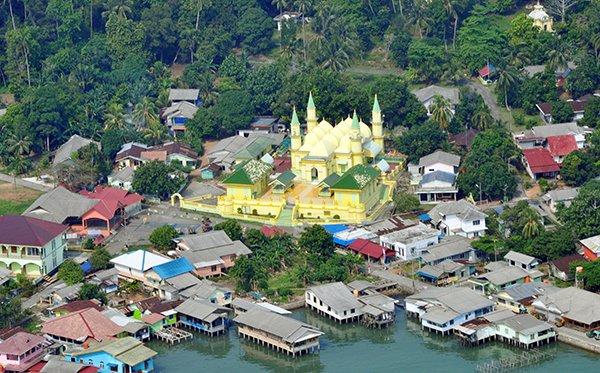 Masjid Sultan Riau, Pulau Penyengat