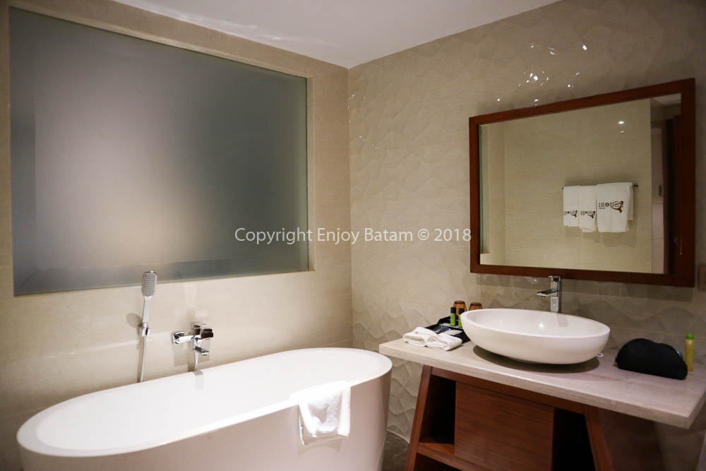 Ruangan kamar mandi