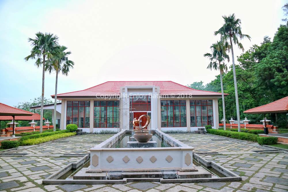 Lobby Sijori Resort Spa Reception