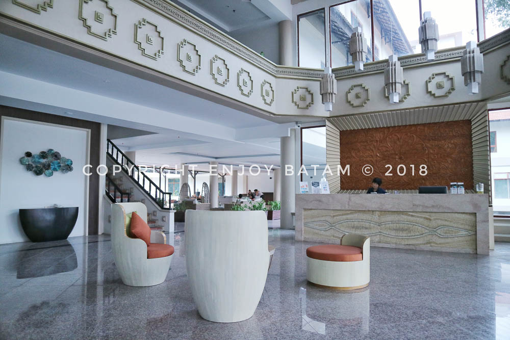 Sijori Resort Spa Reception