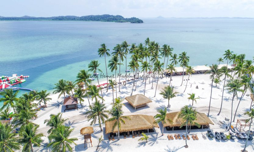 One Day Trip Adventure Ranoh Island Batam