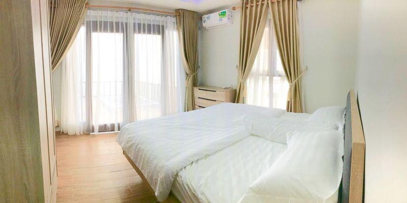 SBS Resort Villa Room