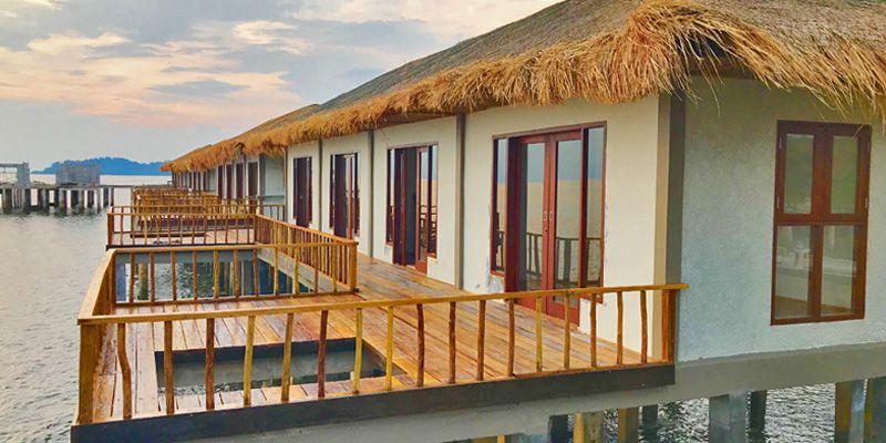 SBS Resort Villa Terrace
