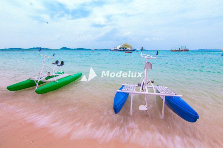 Sepeda Laut/ Water Bike