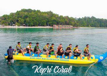Kepri Coral Island Banana Boat